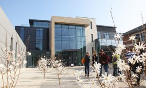 Exeter campus building