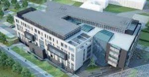 UWE campus model Building