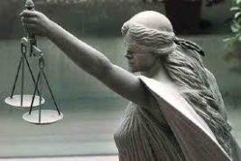 Lady Justice Statue Socio-Legal Studies Profiles Button