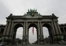 Cinquantenaire Brussels