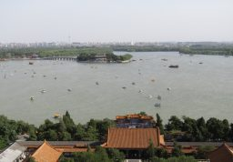 The Summer Palace view over Beijing