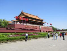 Tiananmen Square Beijing