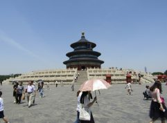 Views of the Hall of Prayer for Good Harvest Beijing