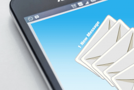 Email notification phone