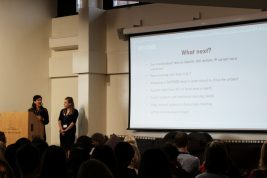 Keynotes Nicole Ilott and Kaydee Owen Discuss 'What's Next?'