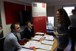 Talking Placements with the Welsh Government