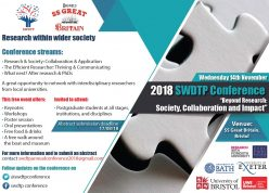 SWDTP Conference Poster 2018
