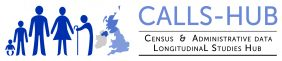 Census & Administrative Data Longitudal Studies (CALLS) Hub Logo and Link to Website
