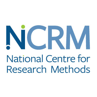 NCRM: National Centre for Research Methods Logo and Link to website
