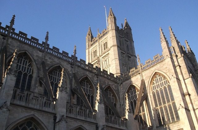 Bath Abbey- Link to Training and Events page