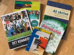 Danish Language Books