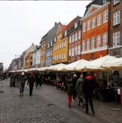 Nyhavn district, Copenhagen