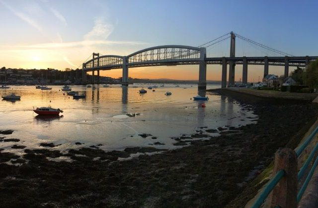 Plymouth Tamar Bridge- Link to Information for Current Students page
