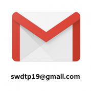 SWDTP Conference 2019 Gmail Logo