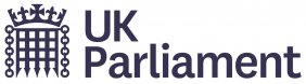 UK Parliament Logo and Link to Website