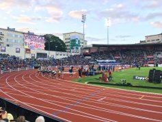 Diamond League meet, Bislett Stadium, Oslo