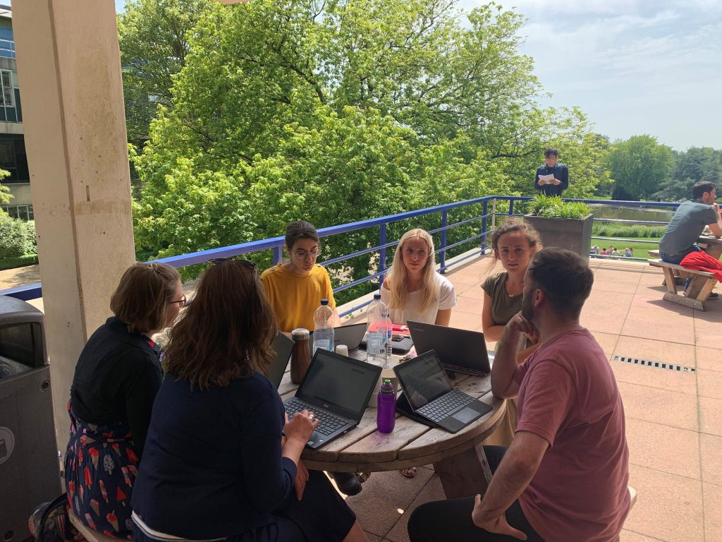 SWDTP Student Conference 2019. Committee Meeting in Bath