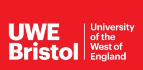 University of West England Logo