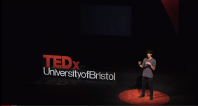 Gareth Griffith at TED X Talk, University of Bristol