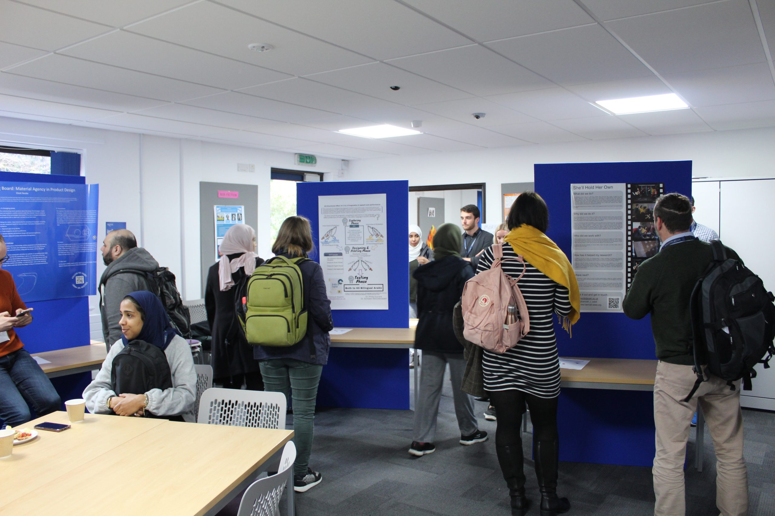 Posters SWDTP Student Conference 2019, St Lukes Campus