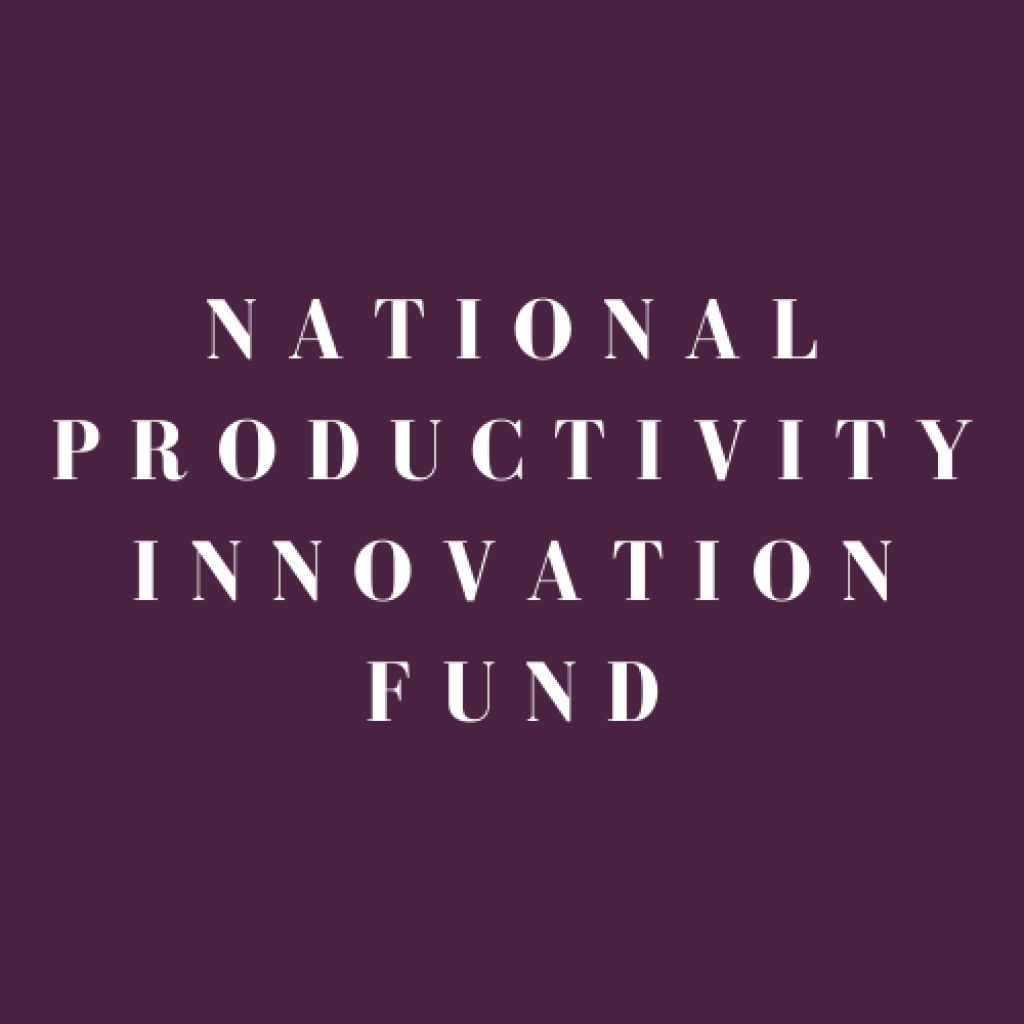 National Productivity Innovation Fund