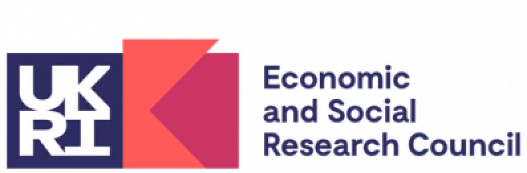 logo for the ESRC (Economic and Social Research Council)