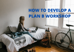 How to develop a plan B workshop