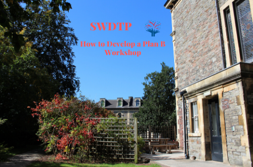 SWDTP's How to Develop a Plan B Workshop