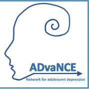 ADvaNCE (the adolescent depression network to consolidate expertise) logo