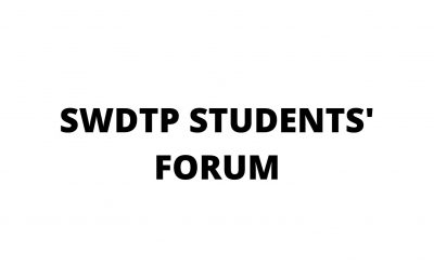 SWDTP Students' Forum